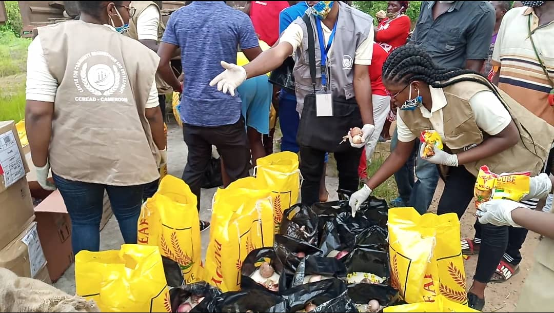 CCREAD-Cameroon Continues To Respond To Other Ongoing And Emerging Humanitarian Needs